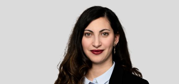 Sarah Haouchine - LPALAW Avocat Collaborateur